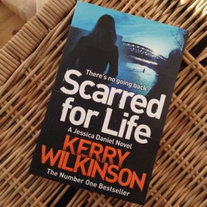 Scarred for Life by Kerry Wilkinson. From www.vanessarobertson.co.uk