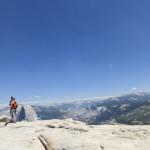 Summit of Sentinel Dome