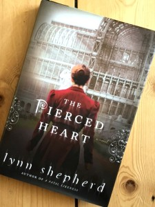 The Puerced Heart by Lynn Shepherd. Blends Bram Stoker's Dracula with a  Victorian detective story in an ambitious but successful novel. Click to read full review