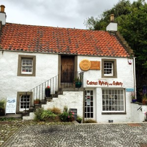 The Biscuit Cafe, Culross, Fife