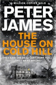 The House on Cold Hill by Peter James. Click through for my review