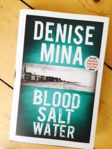 Blod Salt Water by Denise Mina