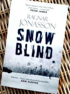 Snowblind by Ragnar Jonasson - click through to read my review