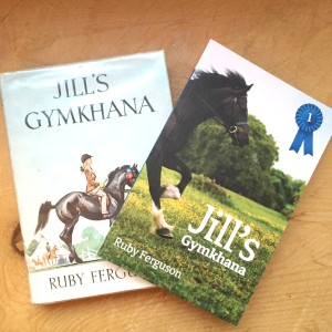 AdvFor the first day of the Glenogle & Bell advent calendar it's a childhood favourite and this is one of mine: Jill's Gymkhana by Ruby Ferguson