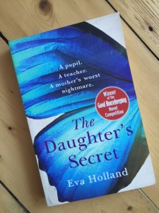 The Daughter's Secret by Eva Holland. Click to read review