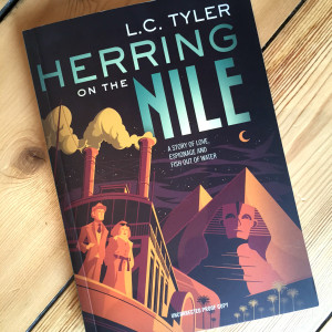 Herring on the Nile by LC Tyler. Click through for review