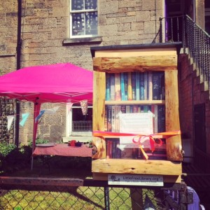 The Stockbridge Colonies Little Free Library