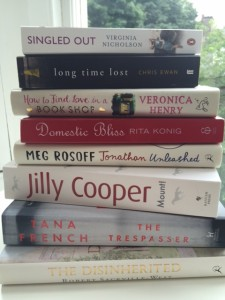 Summer Reading 2016 - books by Meg Rosoff, Jilly Cooper, Tana French, Chris Ewan, Veronica Henry and more..