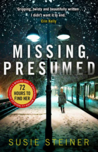 Missing, Presumed by Susie Steiner. One of the best crime novels I've read in a while - click through to read my review